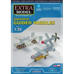 JAPANESE GUIDED MISSILES
