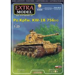 Pz.Kpfw. KW-1B 756(r)