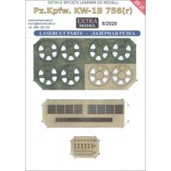 Pz.Kpfw. KW-1B 756(r) -...