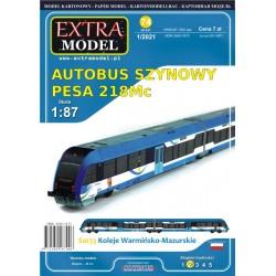 Autobus Szynowy PESA 218Mc